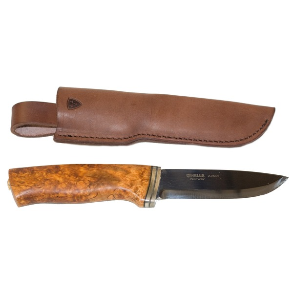 Helle Alden Bushcraft Knife