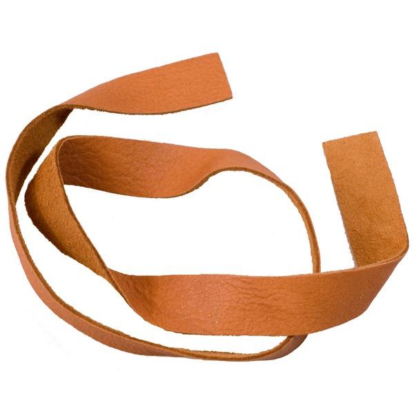 Belt Hanger Leather Strips