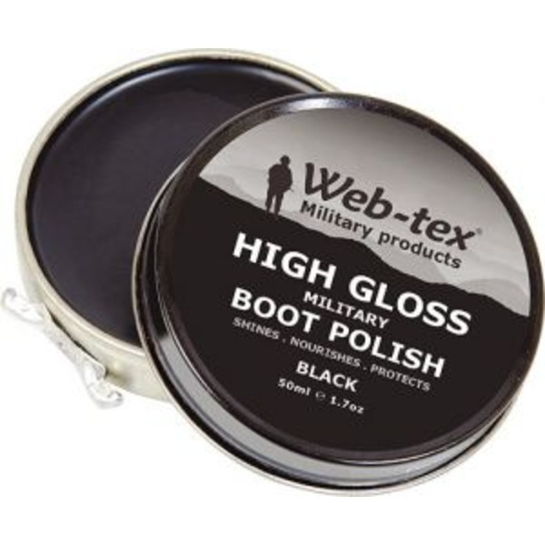 Web-Tex Boot High Gloss Polish