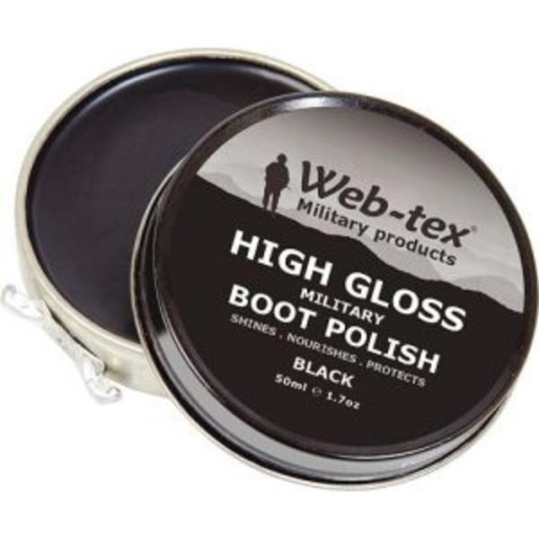Web-Tex Boot High Gloss Polish