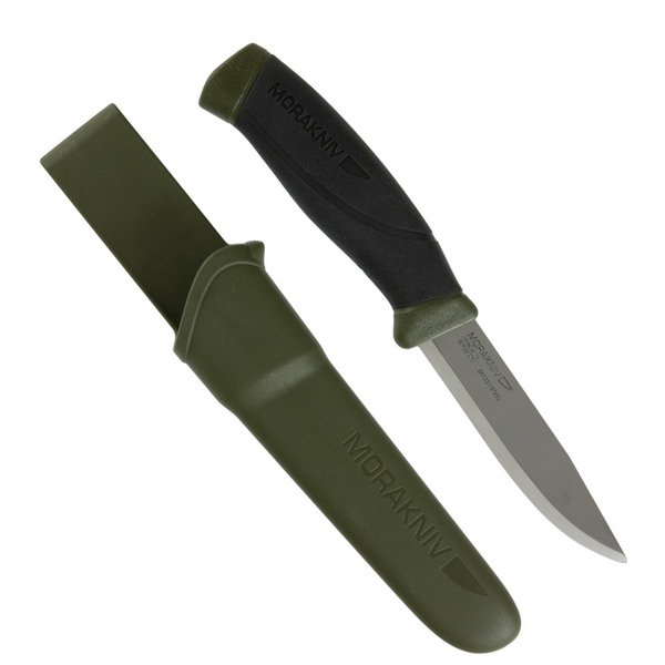 Frosts Mora Bushcraft Training Knife - High Carbon Clipper