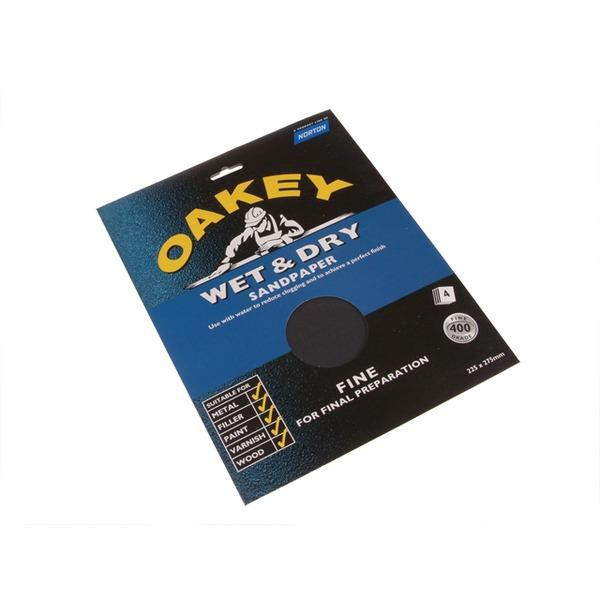 Wet & Dry Flex Paper 230 x 280mm