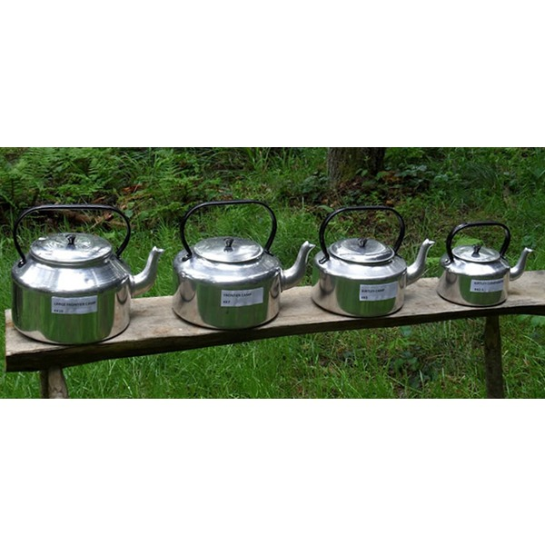 Large Frontier Camp Kettle 10 Litre