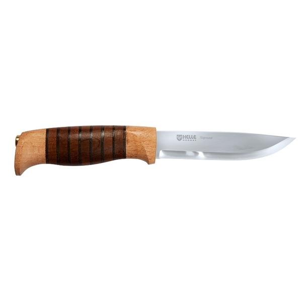 Helle Sigmund Bushcraft Knife