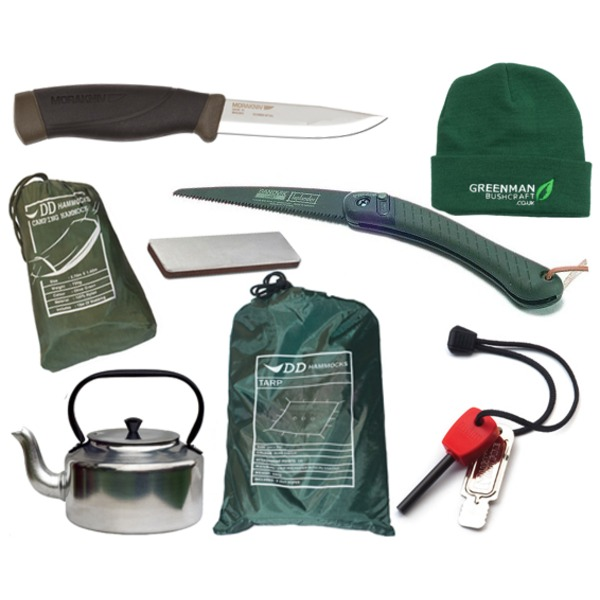 Ultimate Bushcraft Kit