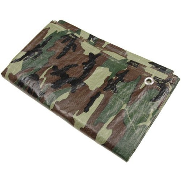Camouflage Forest School Tarps