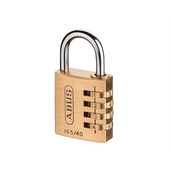 ABUS Brass Combination Padlock