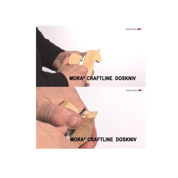 Mora Craftline TopQ Precision Knife