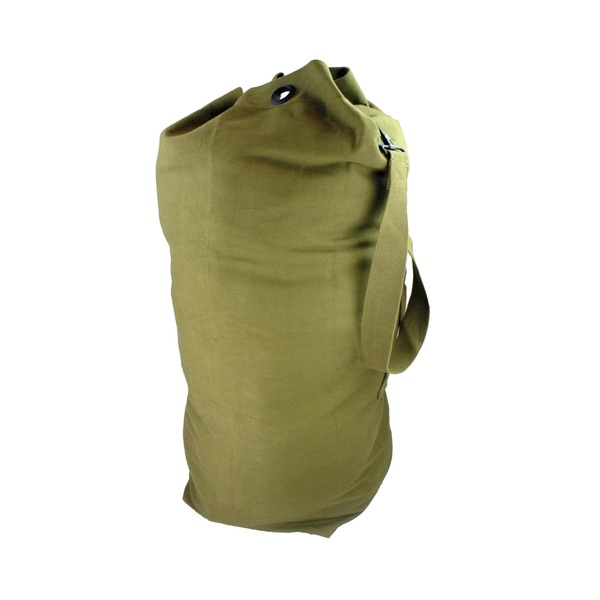Canvas Army Kit Bag