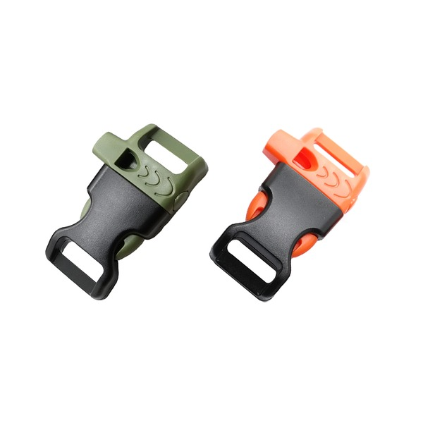 Whistle Buckles