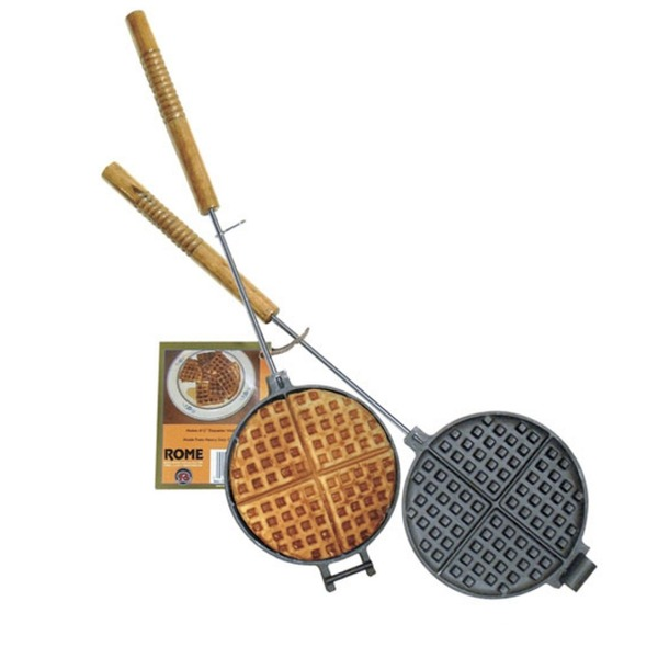 Rome Chuckwagon Waffle Iron