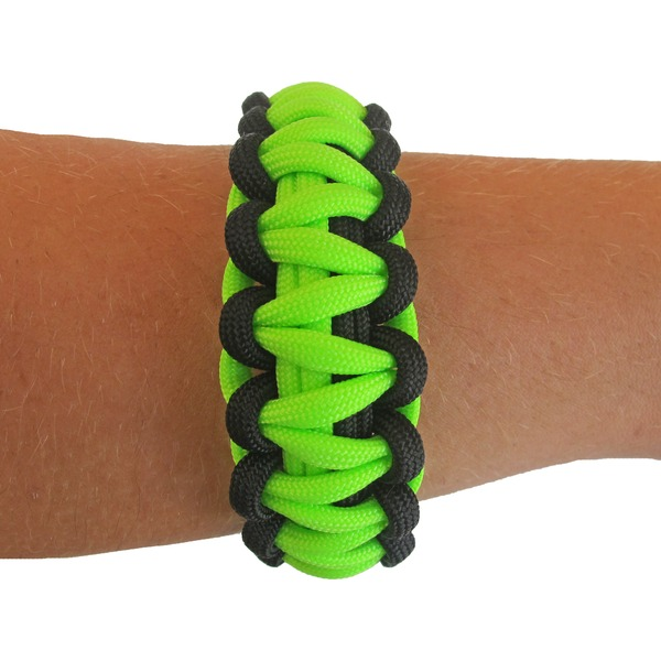 Greenman Bushcraft 550 Paracord Survival Bracelets