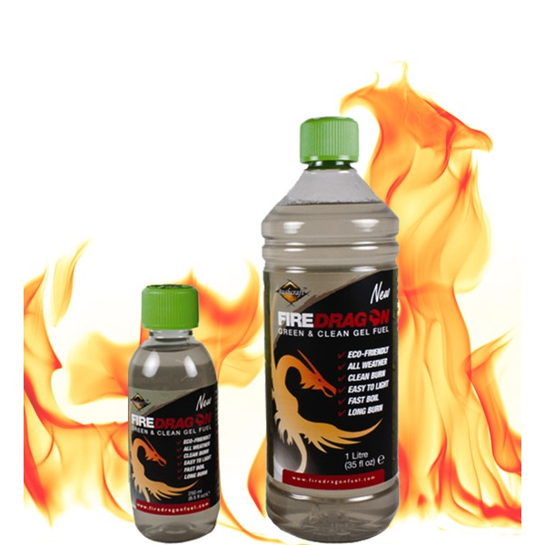 FireDragon Gel Fuel
