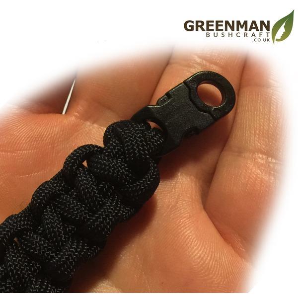 Greenman Bushcraft Mini Side Release Buckles