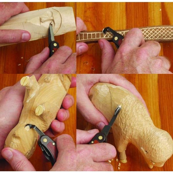 Flexcut Pocket Jack for Carving