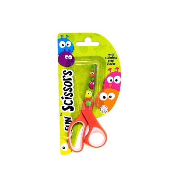 Child Friendly Round Tip Scissors