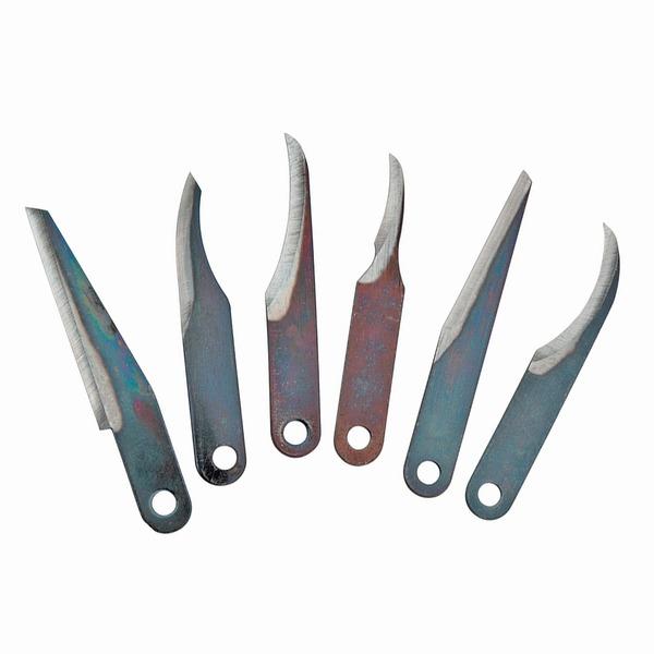 Razor Edge Six Piece Carving Blade Set
