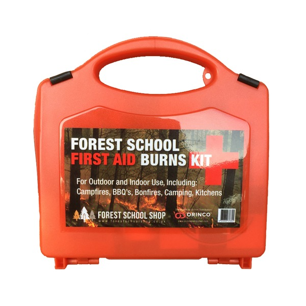 Forest School First Aid Burns Kit