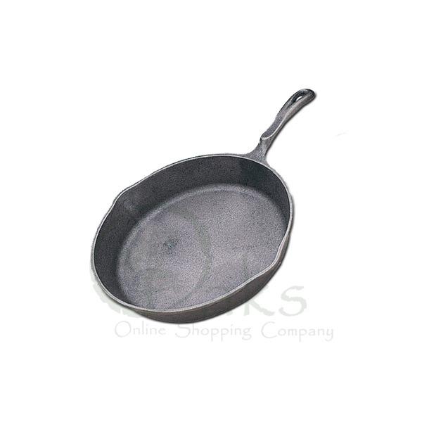 Cast Iron Round Skillet