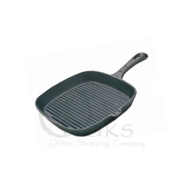 Cast Iron Campfire Skillet
