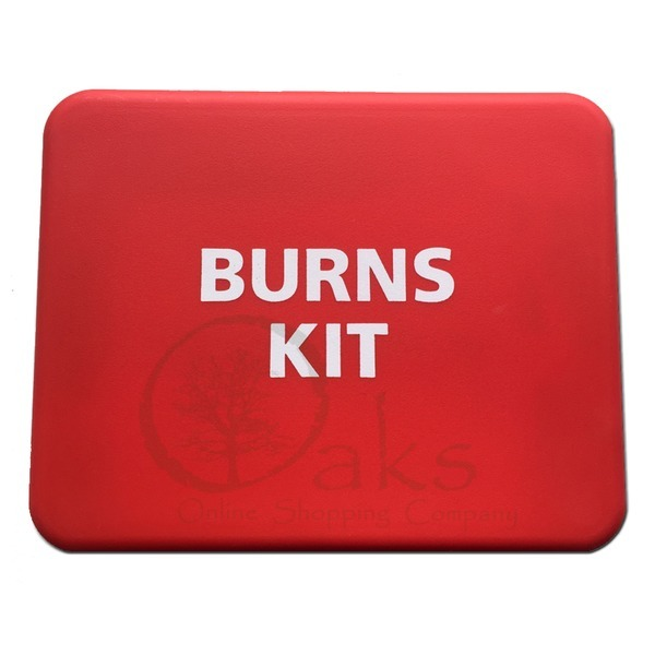 Orinco Travel Burns Kit