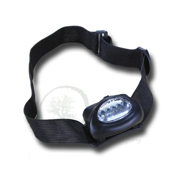 5 LED Headtorch