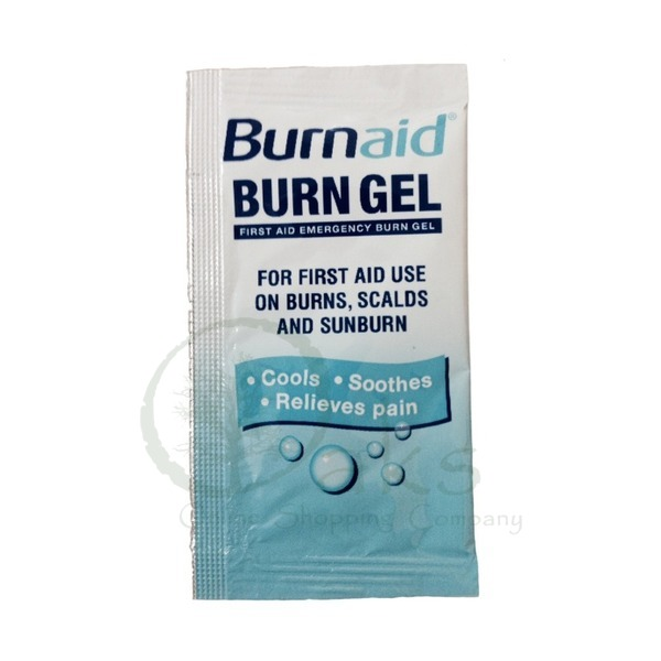 Burns Gel