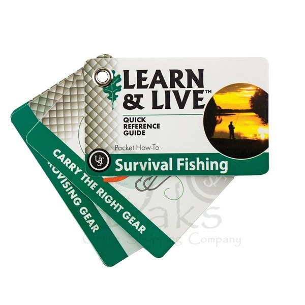 UST Fishing Cards