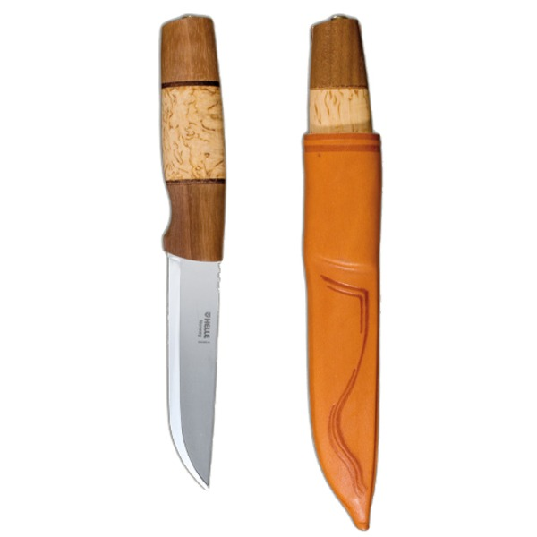 Helle Brakar Bushcraft Knife