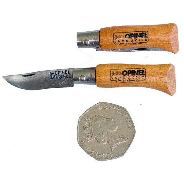 Opinel 2 - Mini Survival Kit Knife