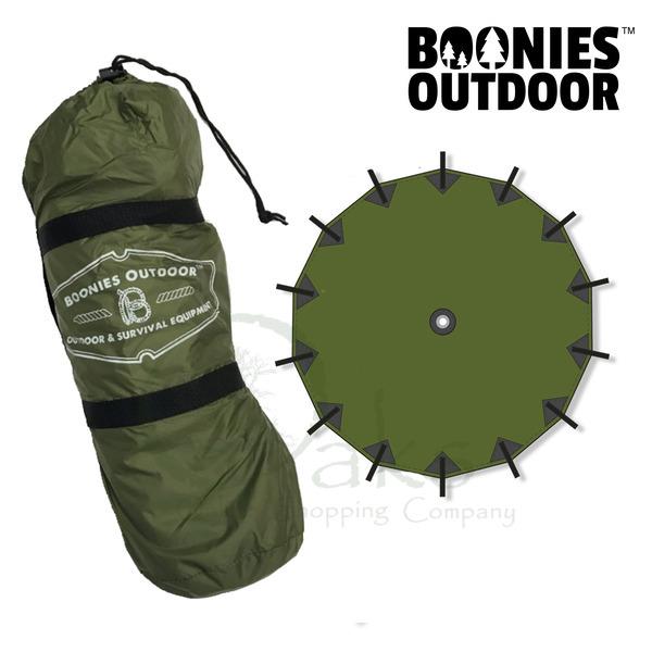 Forest School Parachute Tarps