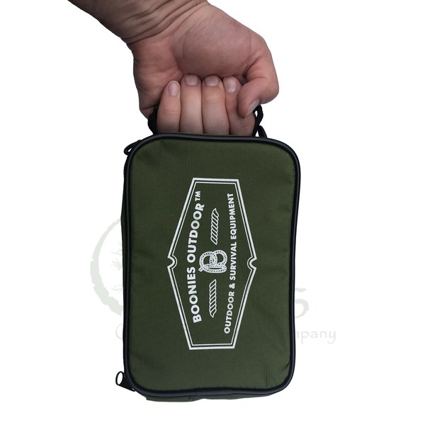 Boonies Outdoor Grab Bag Survival Kit
