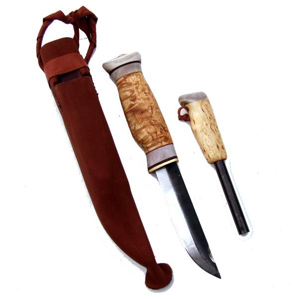 Firesteel Survival Knife