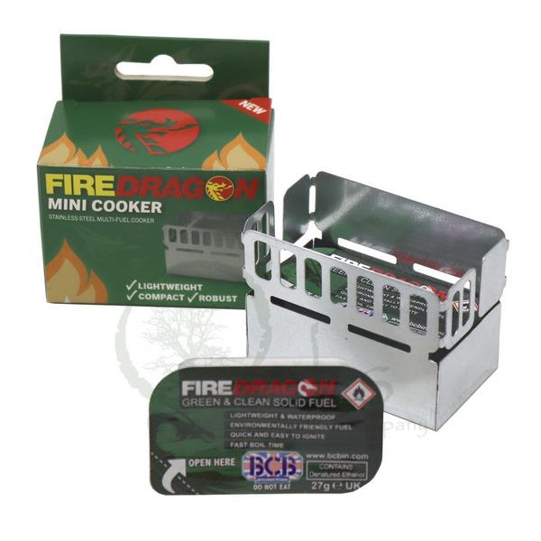 FireDragon Mini Cooker