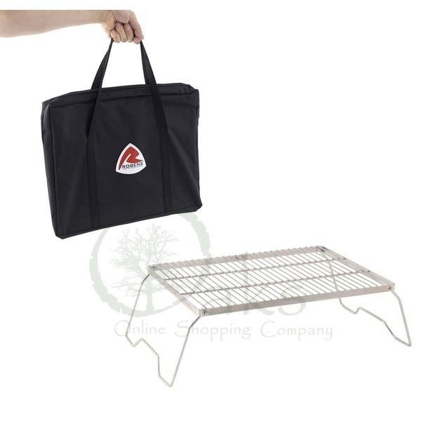 Robens Outdoor Cooking Grill Trivet with Carry Bag
