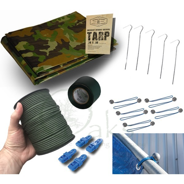 Outdoor Shelter Kit