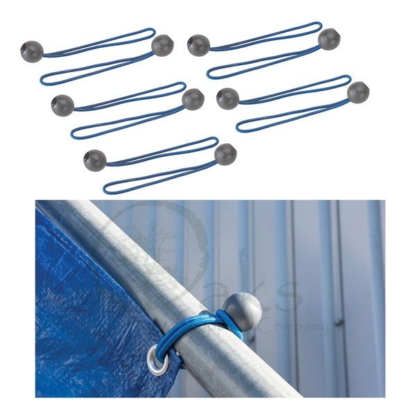Tarp Ball Bungee Set