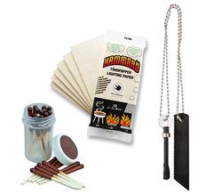 Fire Lighting Kits & Fire Pistons
