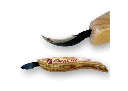 Flexcut Hook / Spoon Knives