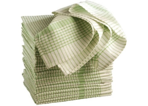 Wonderdry Tea Towel Green - 762x508mm