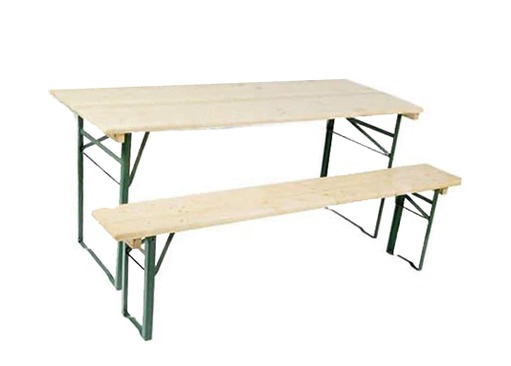 Camping Trestle Table