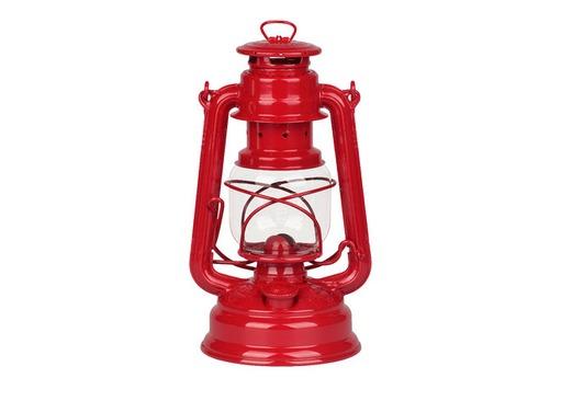 Feuerhand Storm lantern - Red