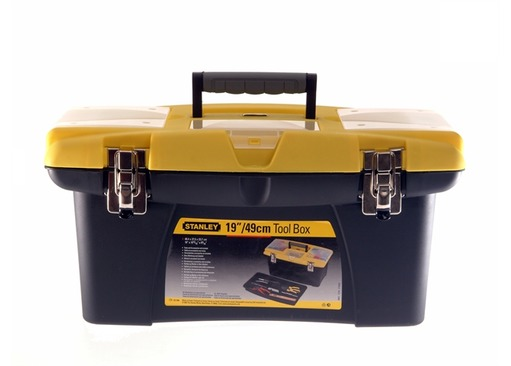 Stanley Jumbo Lockable Toolboxes