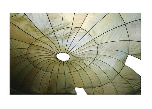Parachute Shelters