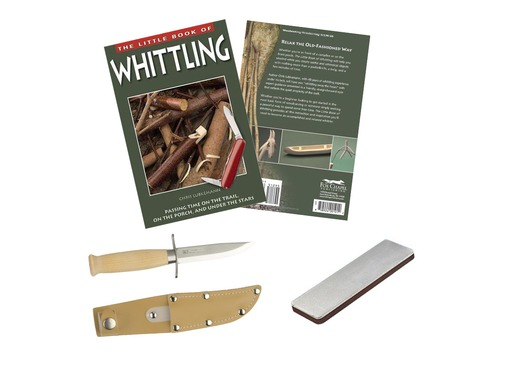 Children's Whittling Kit