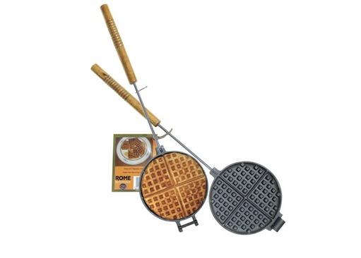 Chuckwagon Cast Iron Waffle Iron