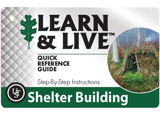 Ulitmate Survival Shelter Building Cards