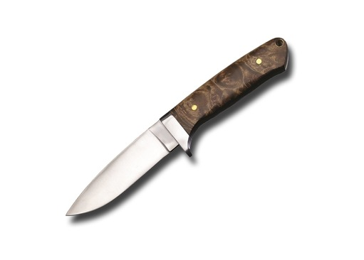 My First Bushcraft Sheath Knife