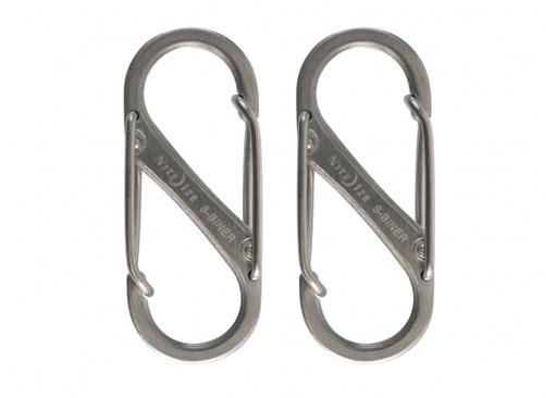 Nite Ize S-Biner Stainless Steel