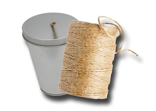 Natural Jute Garden Twine 3 Ply 200gm